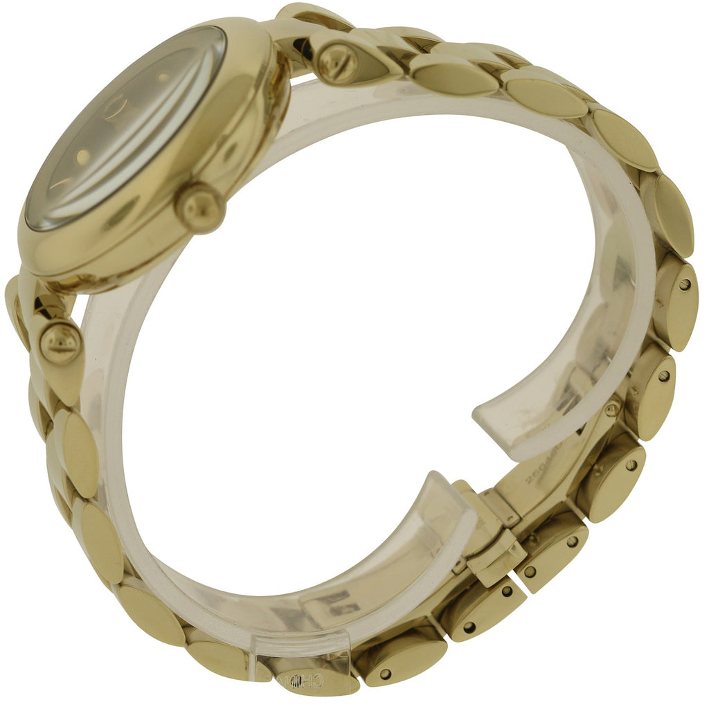 Marc By Marc Jacobs Dotty Gold-Tone Ladies Watch