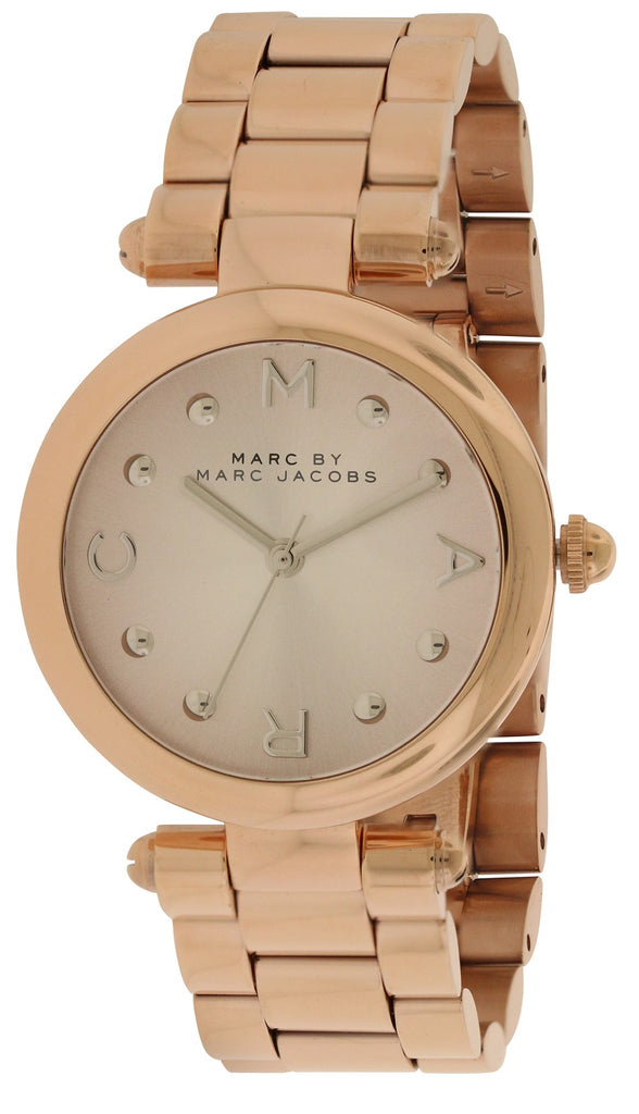 Marc by Marc Jacobs Dotty Rose Gold-Tone Ladies Watch