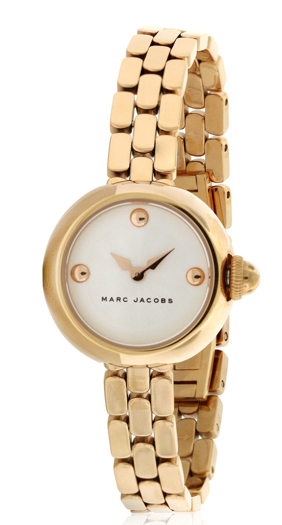 Marc by Marc Jacobs Courtney Rose Gold-Tone Ladies Watch
