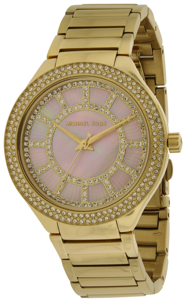 Michael Kors (Open Box) Kerry Ladies Watch MK3396