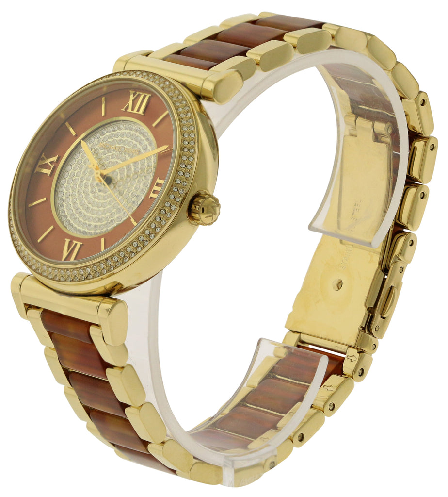 Michael Kors Catline Two-Tone Ladies Watch