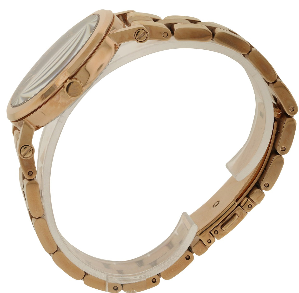 Michael Kors Norie Rose Gold Tone Ladies Watch – Jacob Time