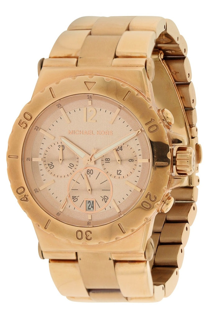 Michael Kors (Open Box) Bel Aire Chronograph Ladies Watch MK5314