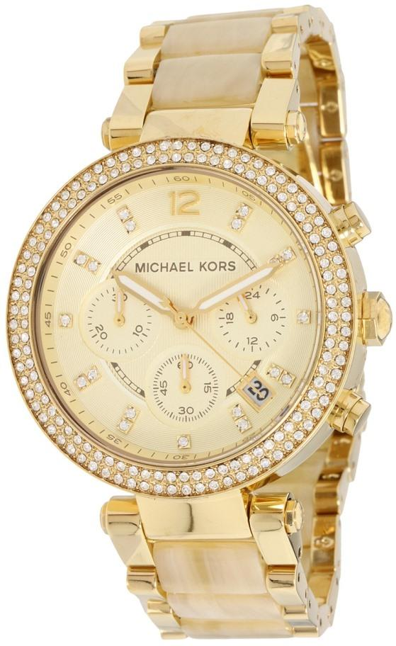 Michael Kors (Open Box) Parker Chronograph Ladies Watch MK5632