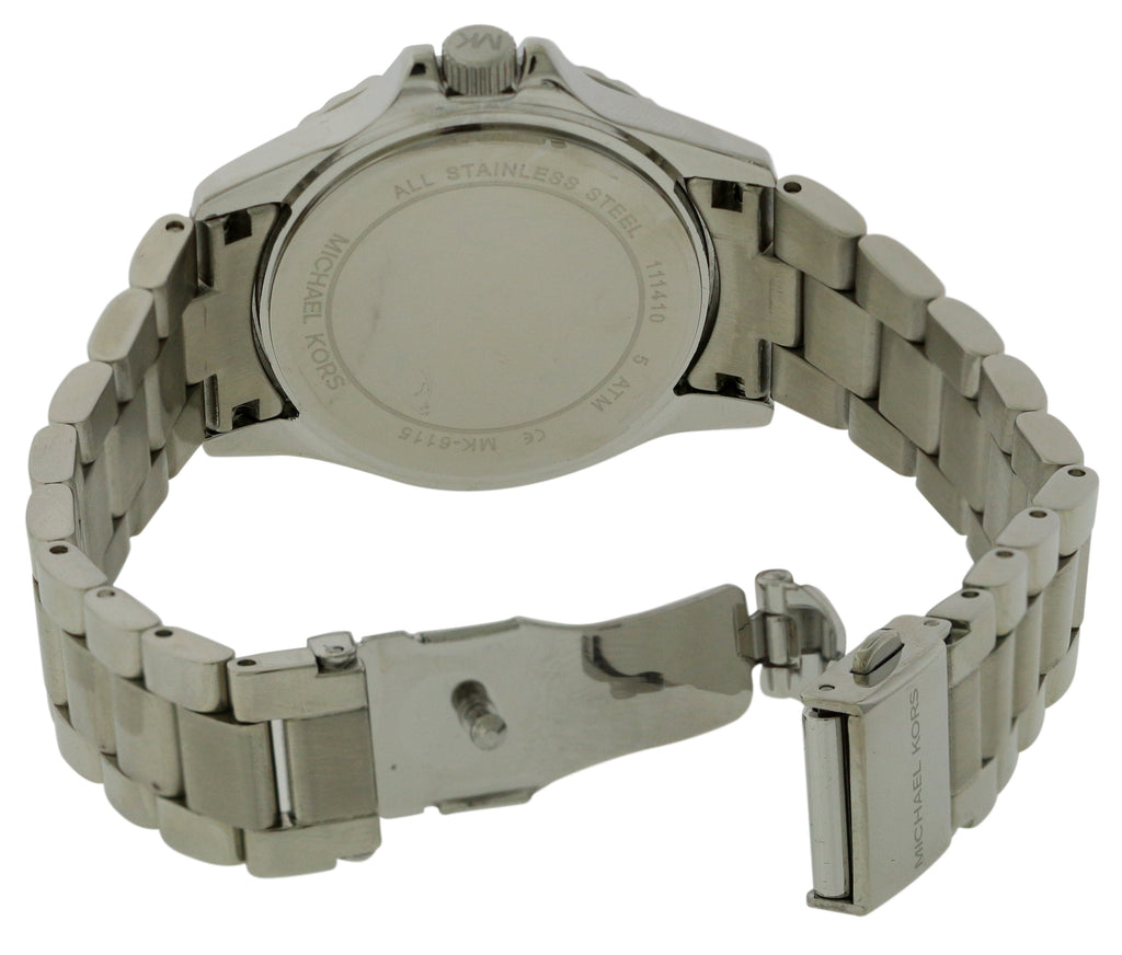 Michael Kors Tatum Stainless Steel Ladies Watch