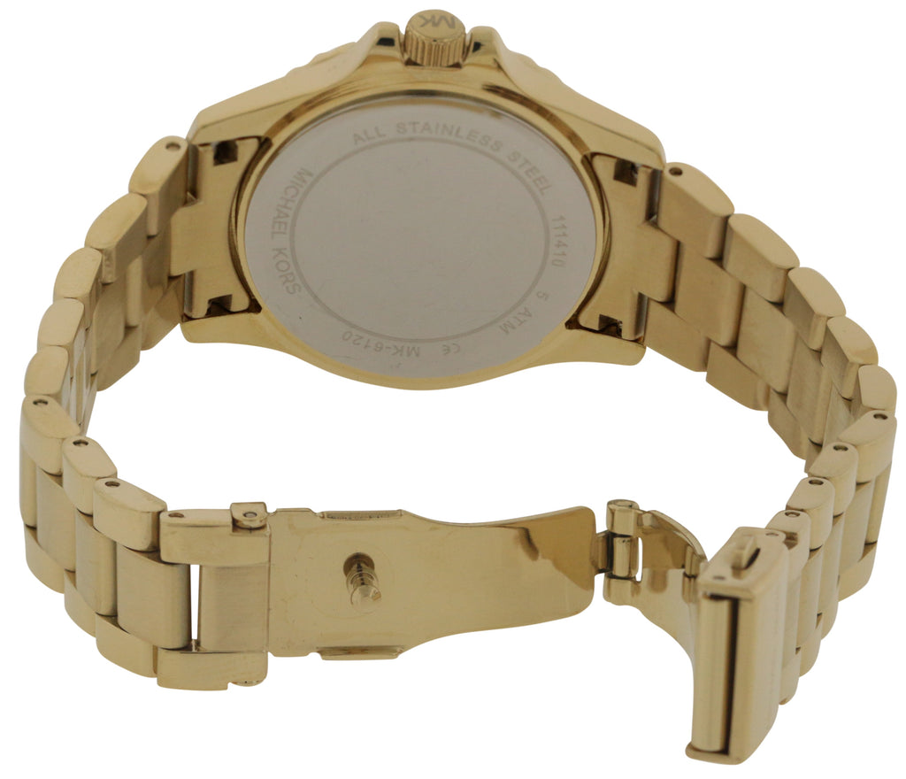Michael Kors Tatum Gold-Tone Ladies Watch