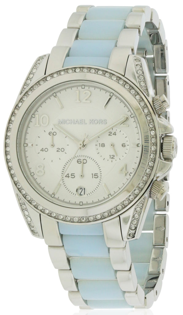Michael Kors Blair Two-Tone Ladies Watch