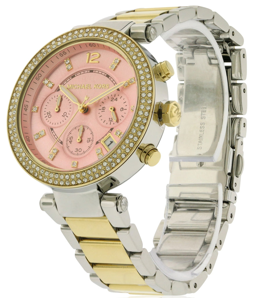 Michael Kors Parker Two-Tone Ladies Watch
