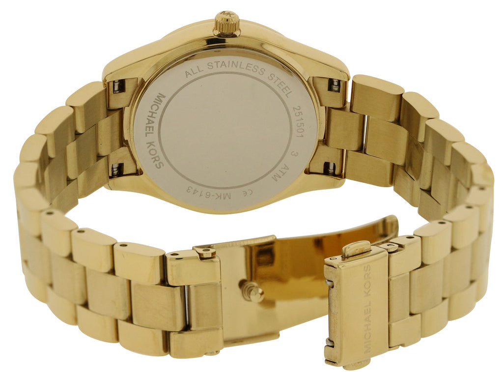 Michael Kors Colette Gold-Tone Ladies Watch