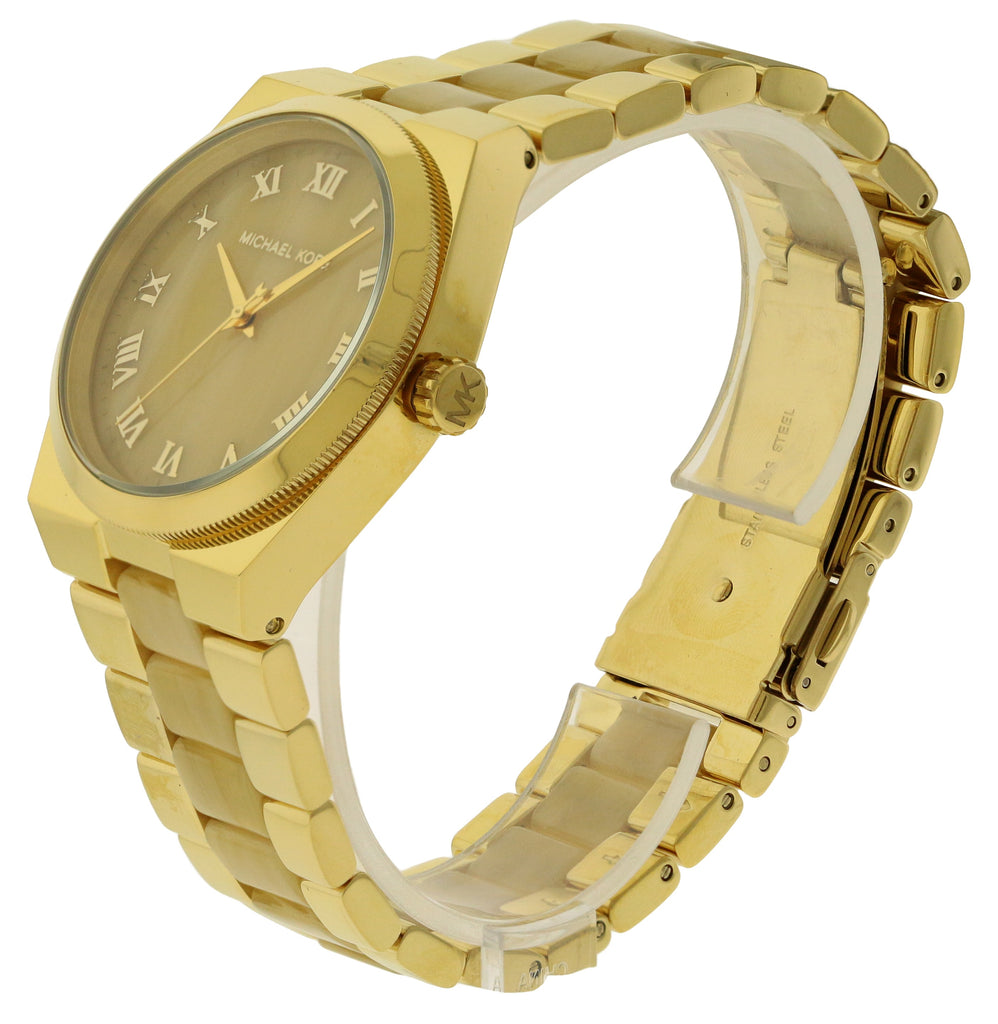 Michael Kors Channing Horn Ladies Watch