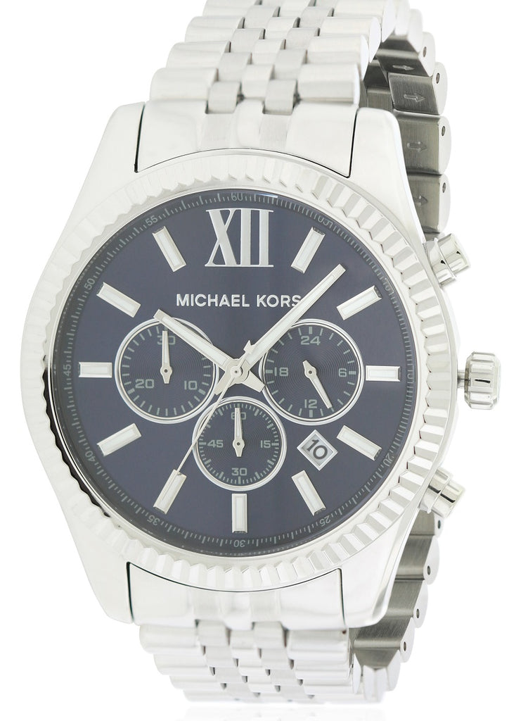 Michael Kors Lexington Chronograph Mens Watch