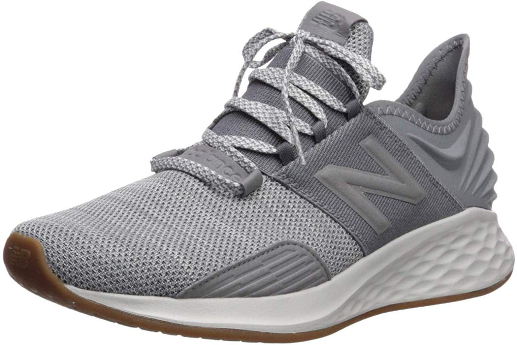 New Balance Roav V1 Fresh Foam Running Mens Shoe Sneaker - Gunmetal/Summer Fog - Size 12
