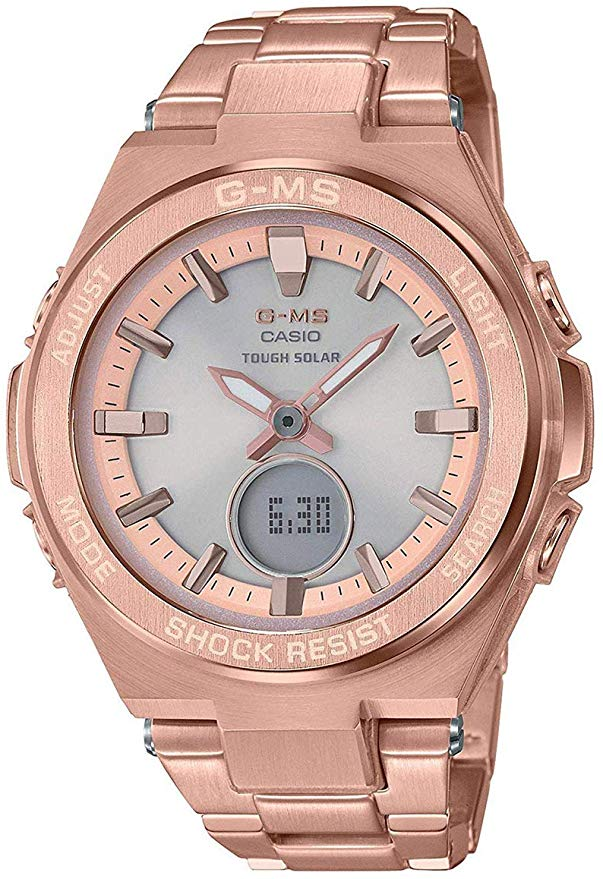 Casio Baby-G Stainless Steel Ladies Watch