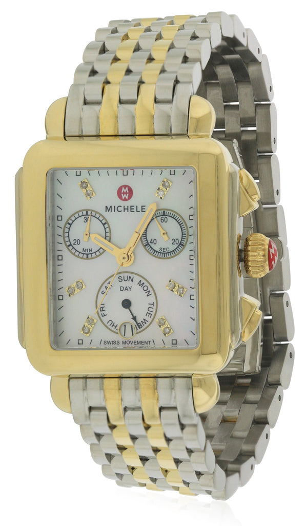 Michele Deco Signature Ladies Watch