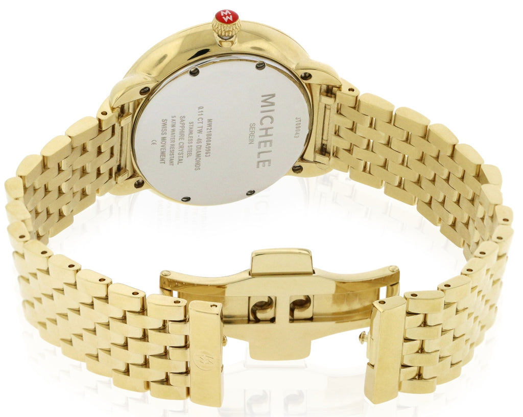 Michele Serein Ladies Watch