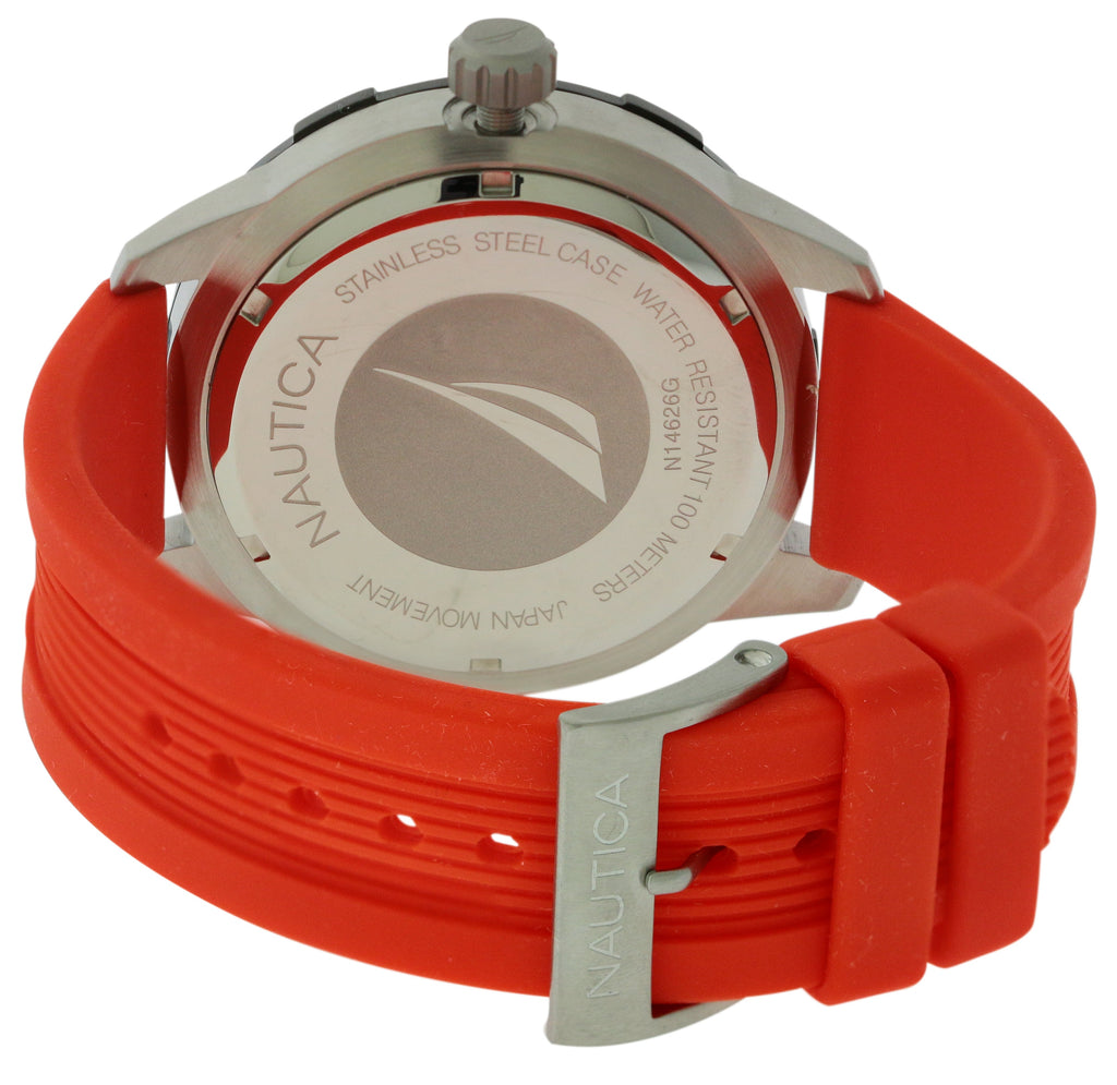 Nautica NSR 11 Classic Mens Watch