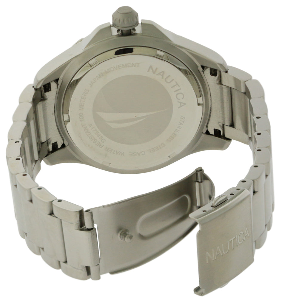Nautica NST 06 Multifunction Mens Watch
