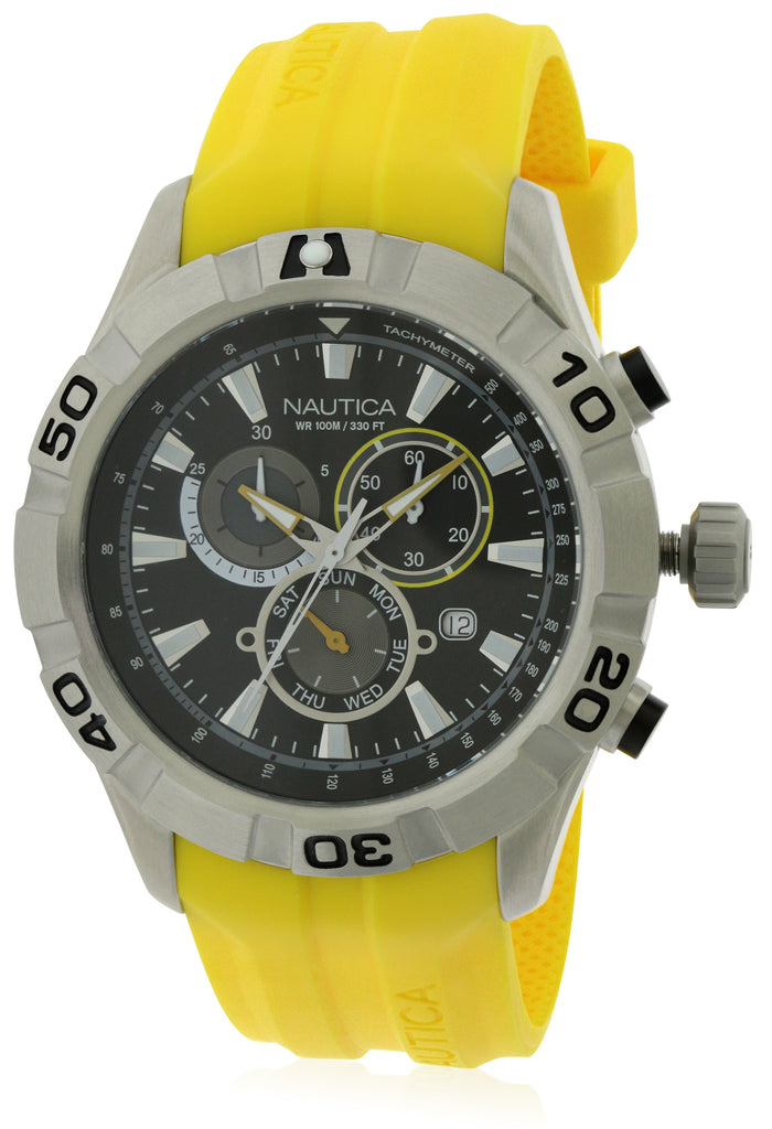 Nautica J-80 NST 550 Mens Watch