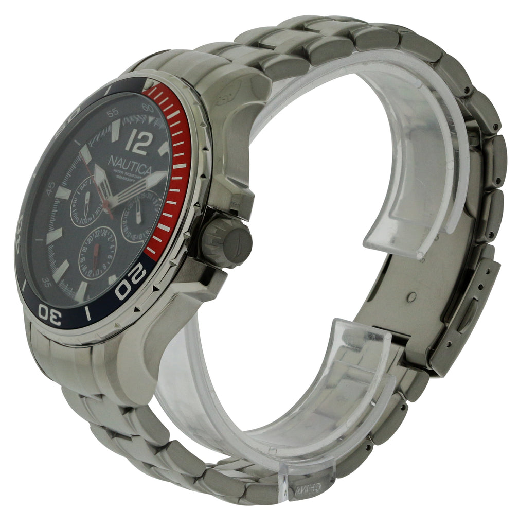 Nautica NST 02 Classic Mens Watch