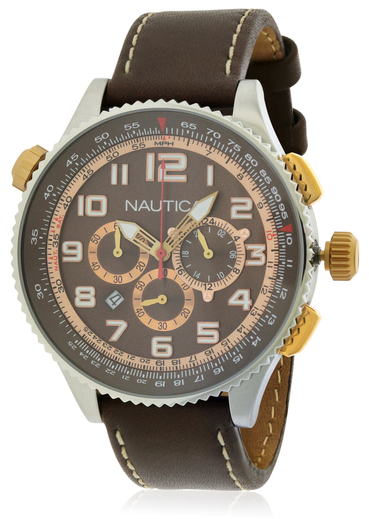 Nautica OCN 46 Chronograph Mens Watch