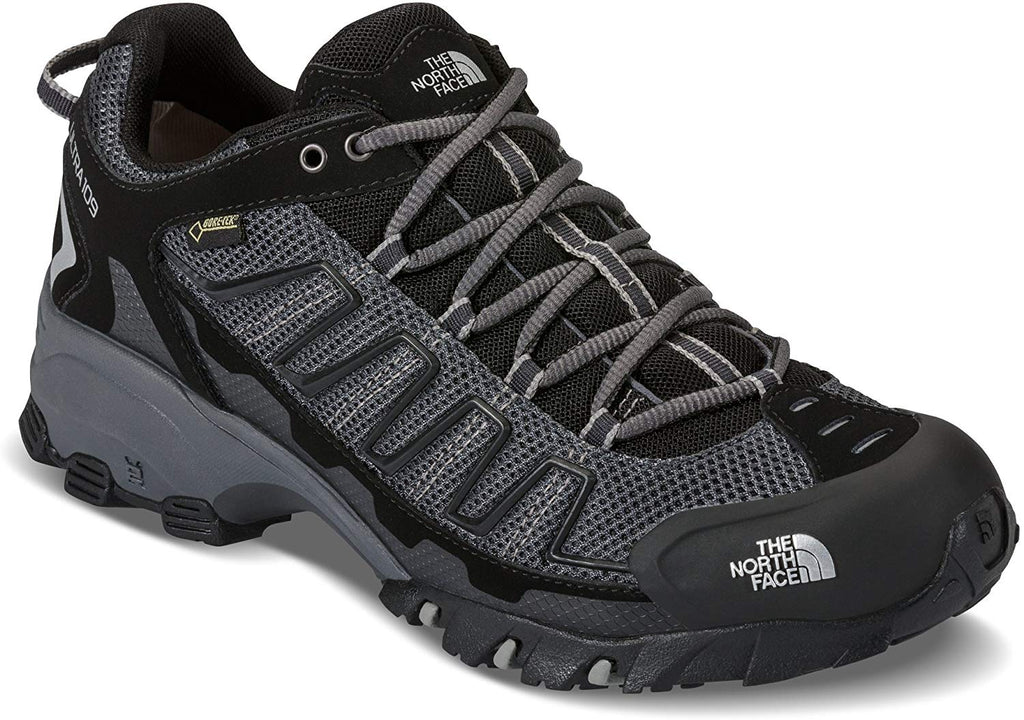 The North Face Mens Ultra 109 GTX Hiking Shoe TNF - Black/Dark Shadow Grey - Size - 8