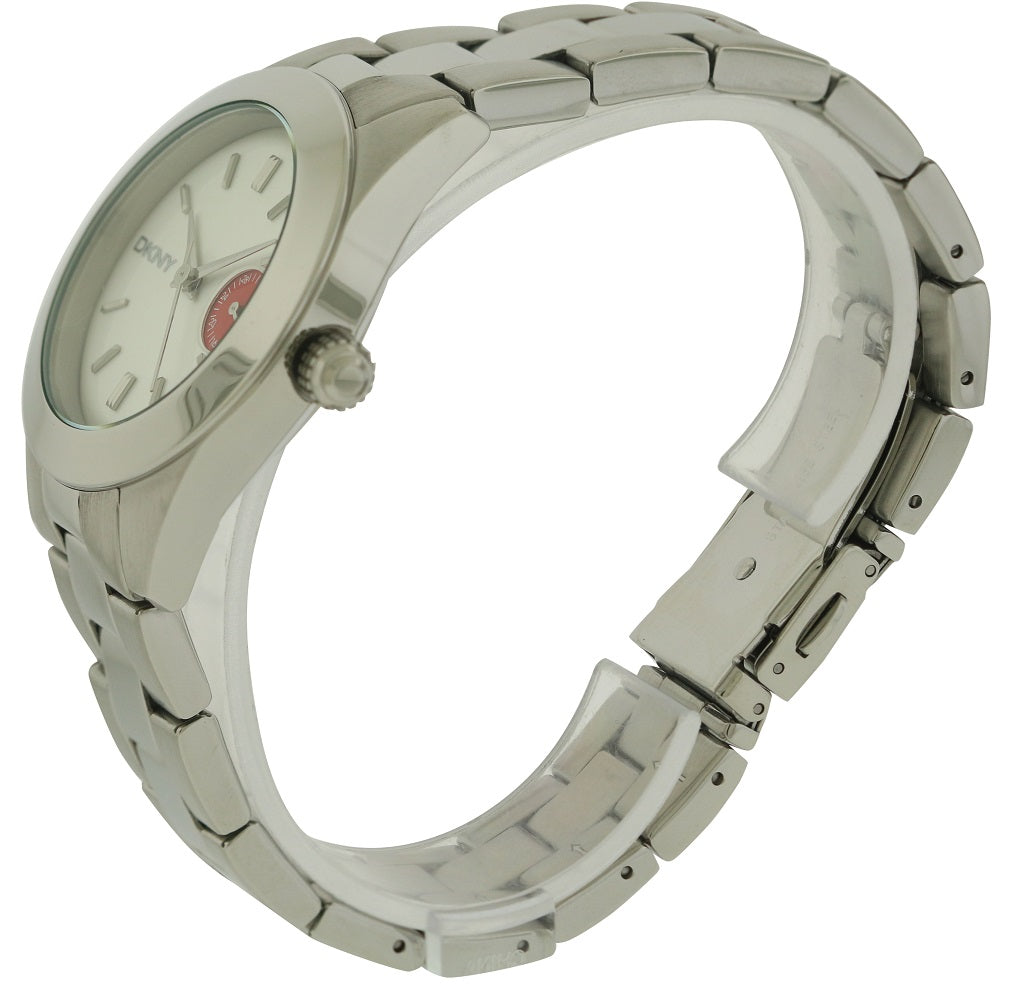 DKNY Jitney Stainless Steel Ladies Watch