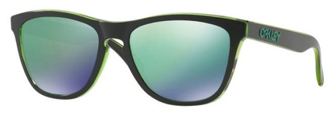 Oakley Frogskins Eclipse Green - Sunglasses -