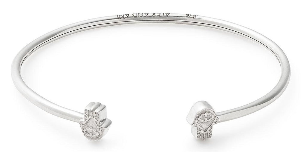 Alex and Ani Hand of Fatima Cuff -