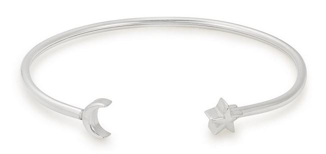 Alex and Ani Moon and Star Precious Cuff -