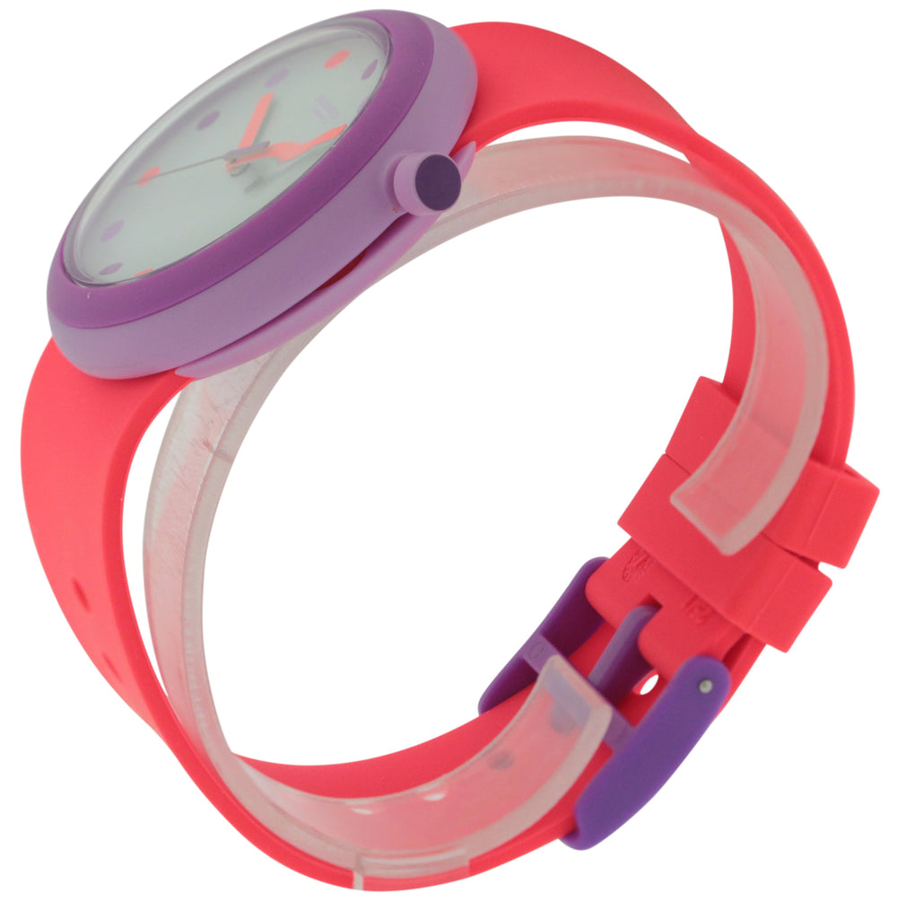 Swatch POPalicious Silicone Unisex watch