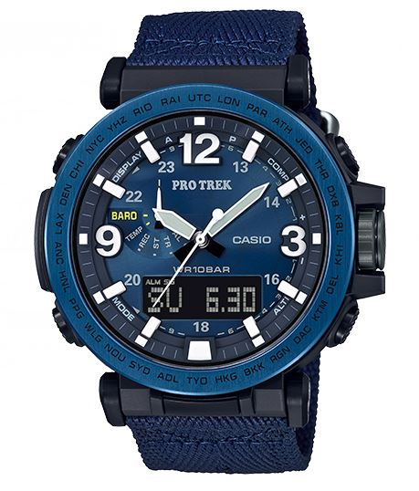 Casio Pro Trek Tough Solar Mens Watch