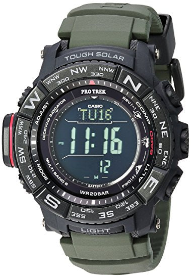 Casio Protrek Mens Watch