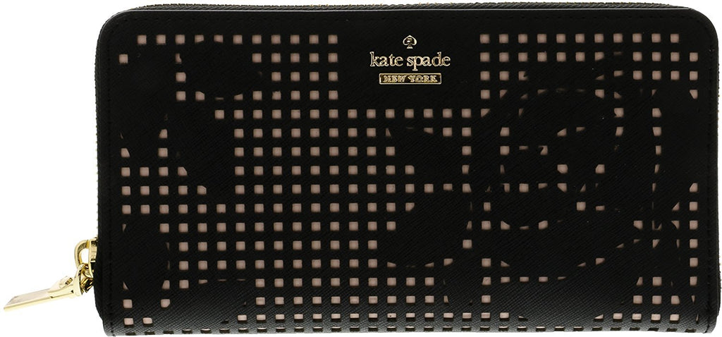 Kate Spade New York Cameron Street Perforated Lacey - Black -