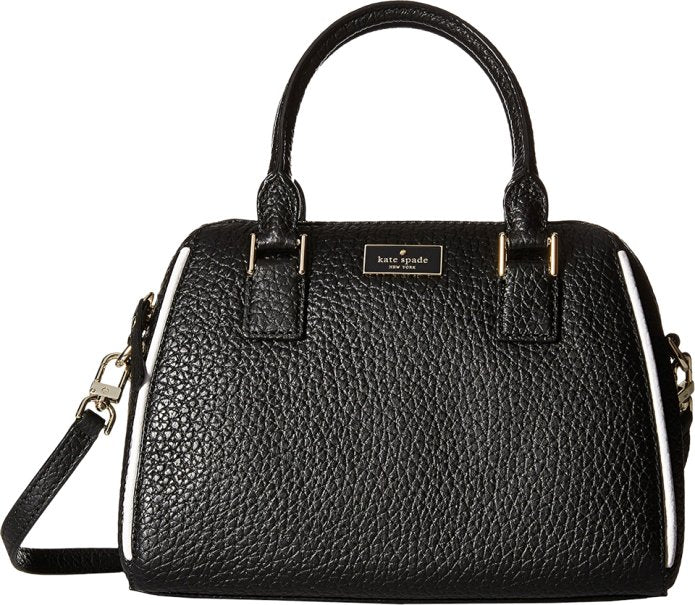 Kate Spade Prospect Place Small Pippa Satchel - Black -