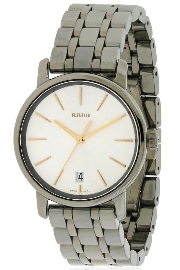 Rado Diamaster Ceramic Mens Watch