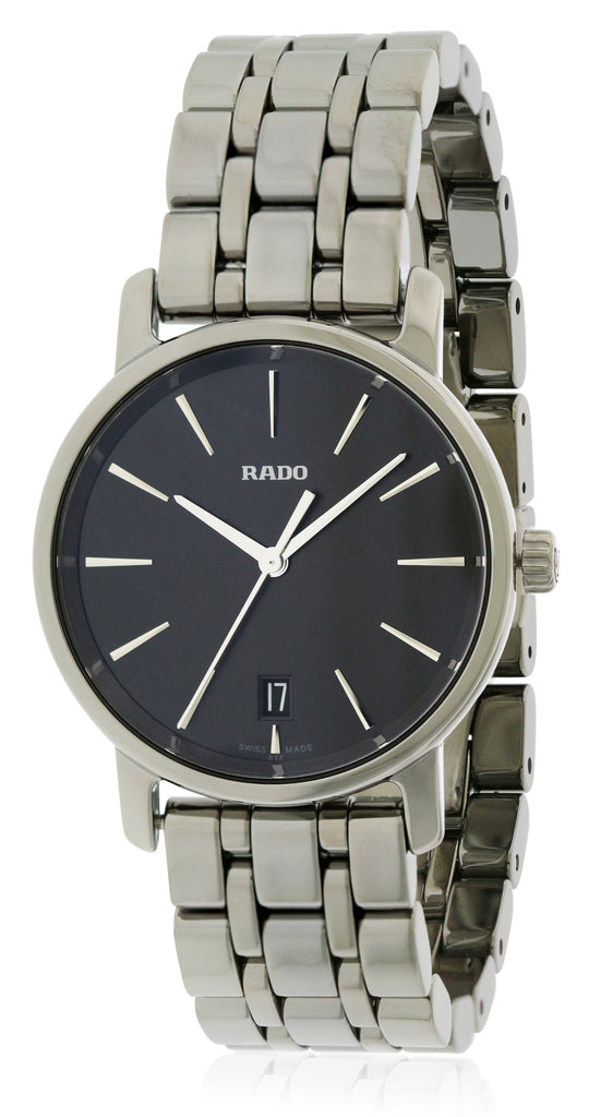 Rado DiaMaster Ceramic Ladies Watch