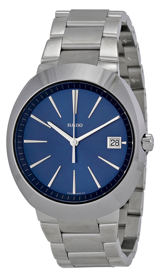 Rado D-Star XL Stainless Steel Mens Watch