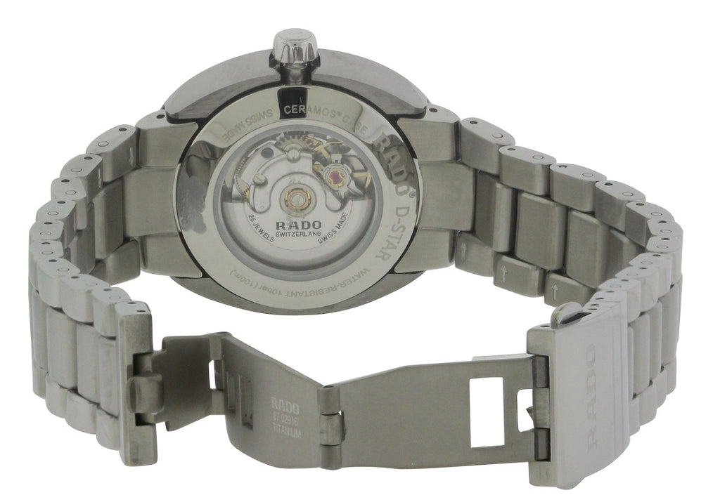 Rado D-Star Automatic Ladies Watch