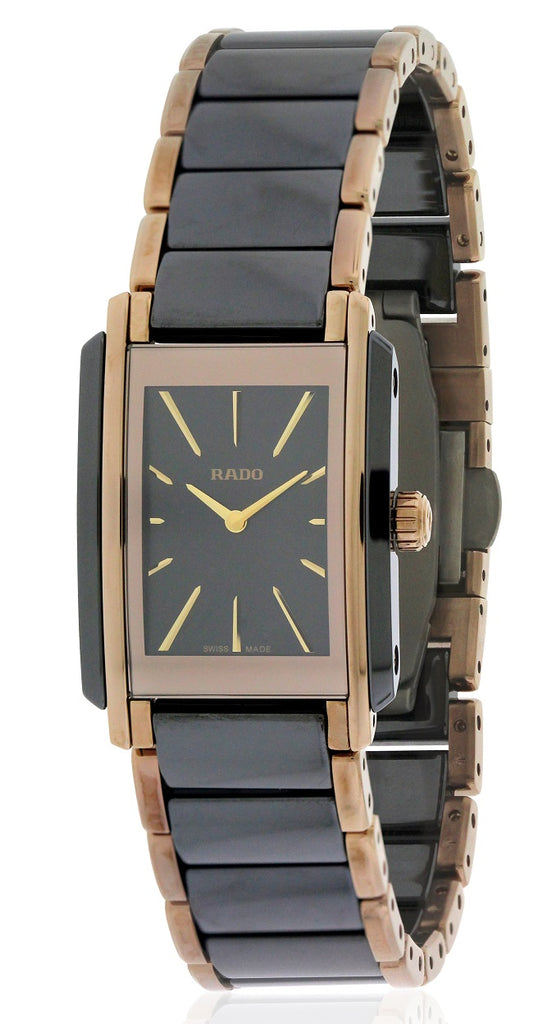 Rado Integral Two-Tone Ladies Watch