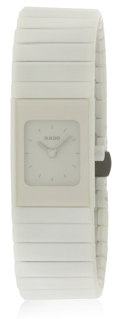 Rado Ceramica White Ladies Watch