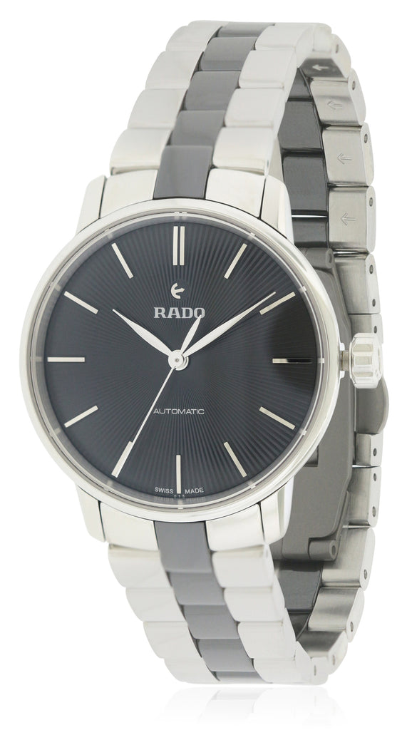 Rado Coupole Classic Automatic Two-Tone Ladies Watch