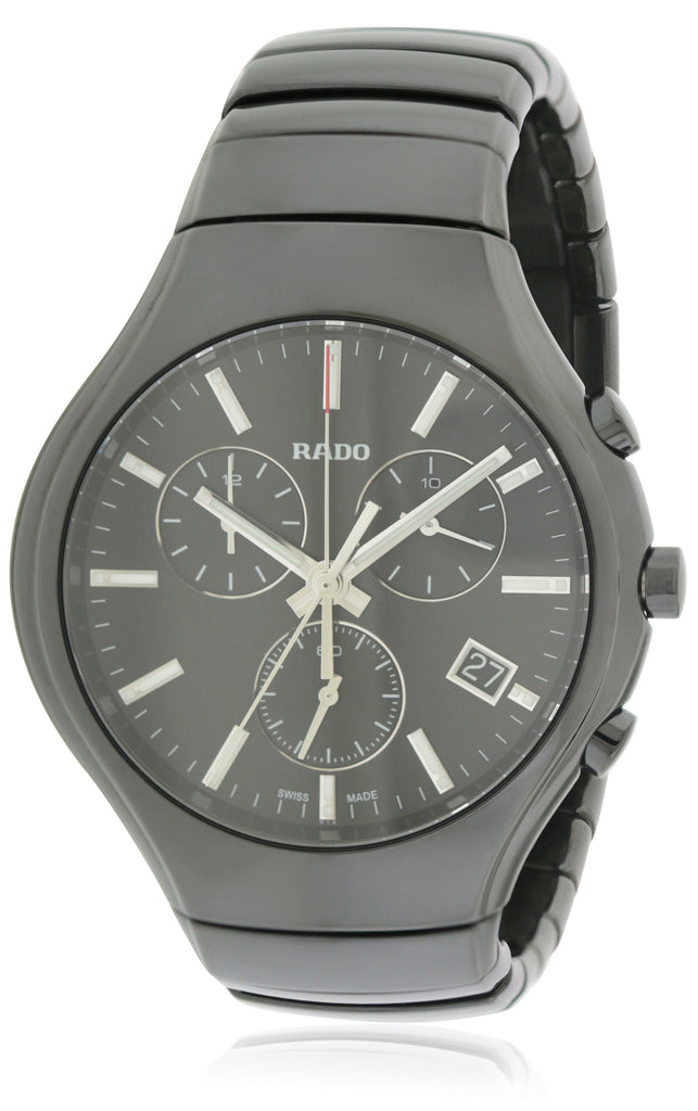 Rado True Chronograph Mens Watch