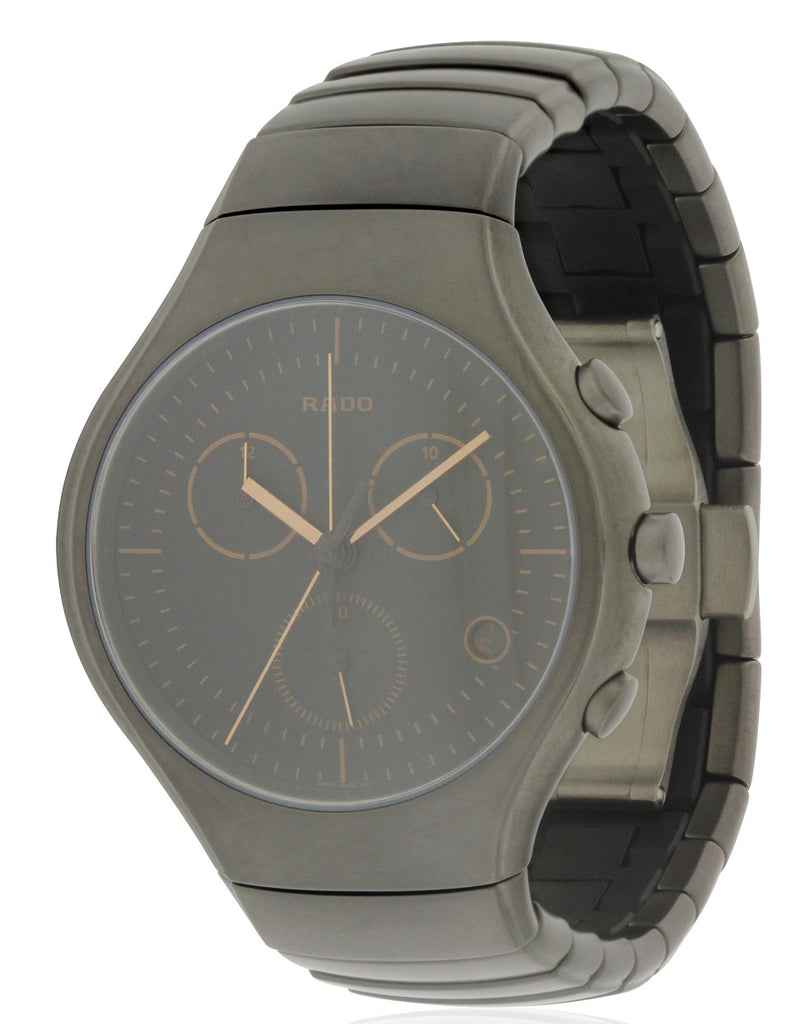 Rado True Active Ceramic Chronograph Mens Watch