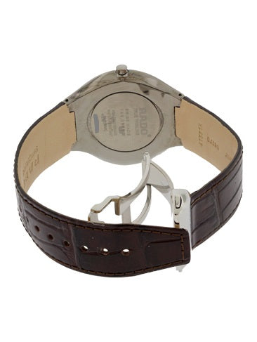 Rado True Thinline Leather Mens Watch