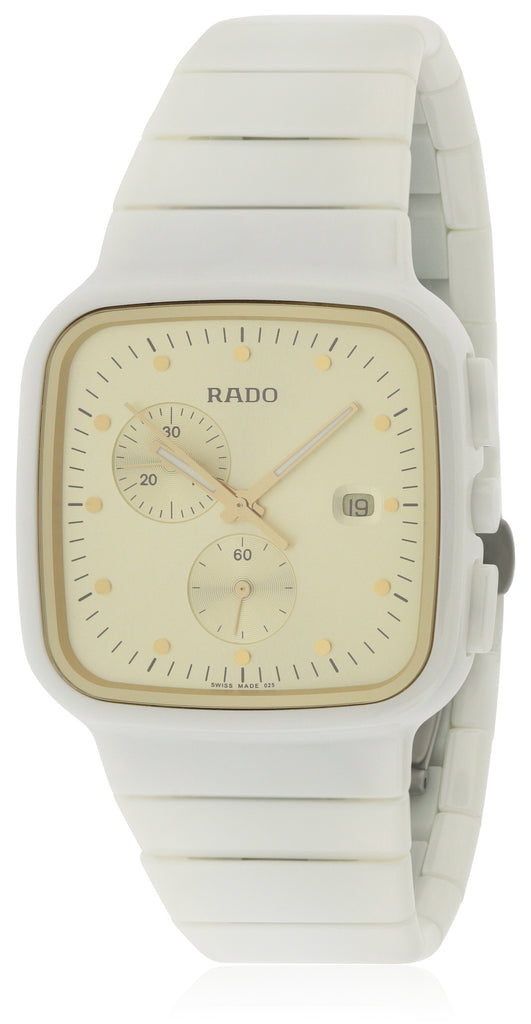 Rado r5.5 Ceramic Chronograph   Ladies Watch