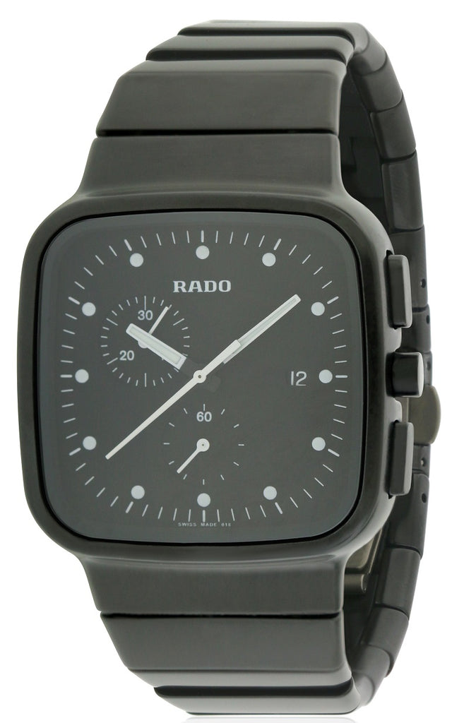 Rado Chronograph Ceramic   Mens Watch