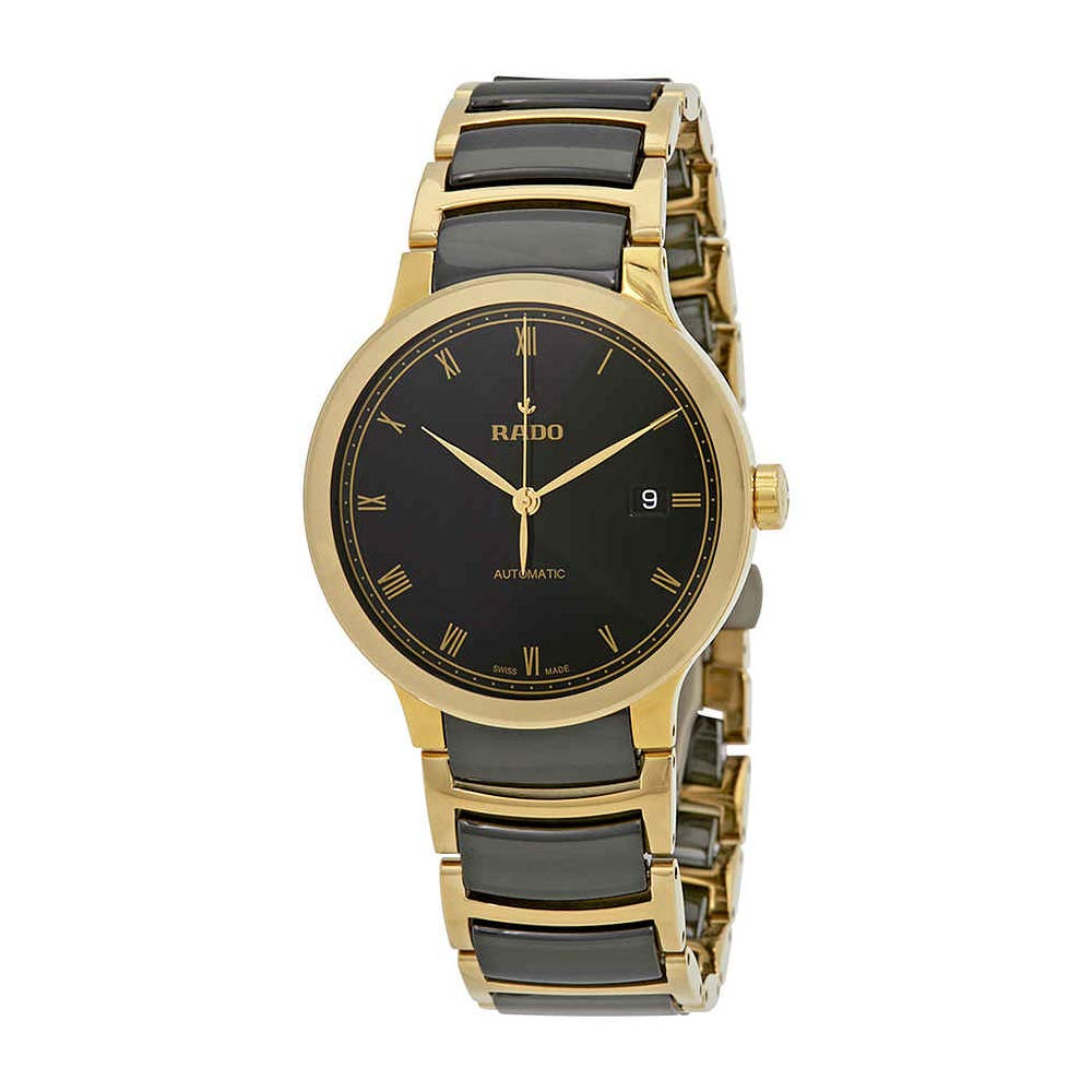 Rado Centrix Two-Tone Automatic Mens Watch