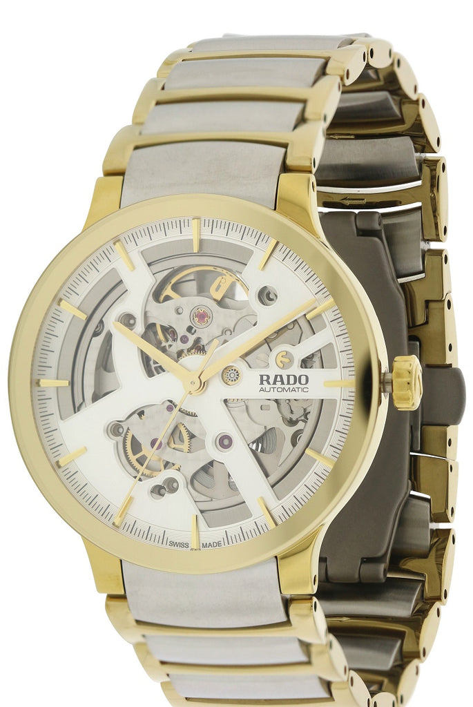 Rado Centrix Automatic Two-Tone Mens Watch