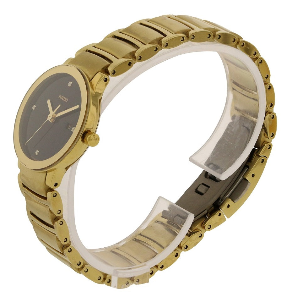 Rado Centrix Jubile Gold-  Tone Ladies Watch