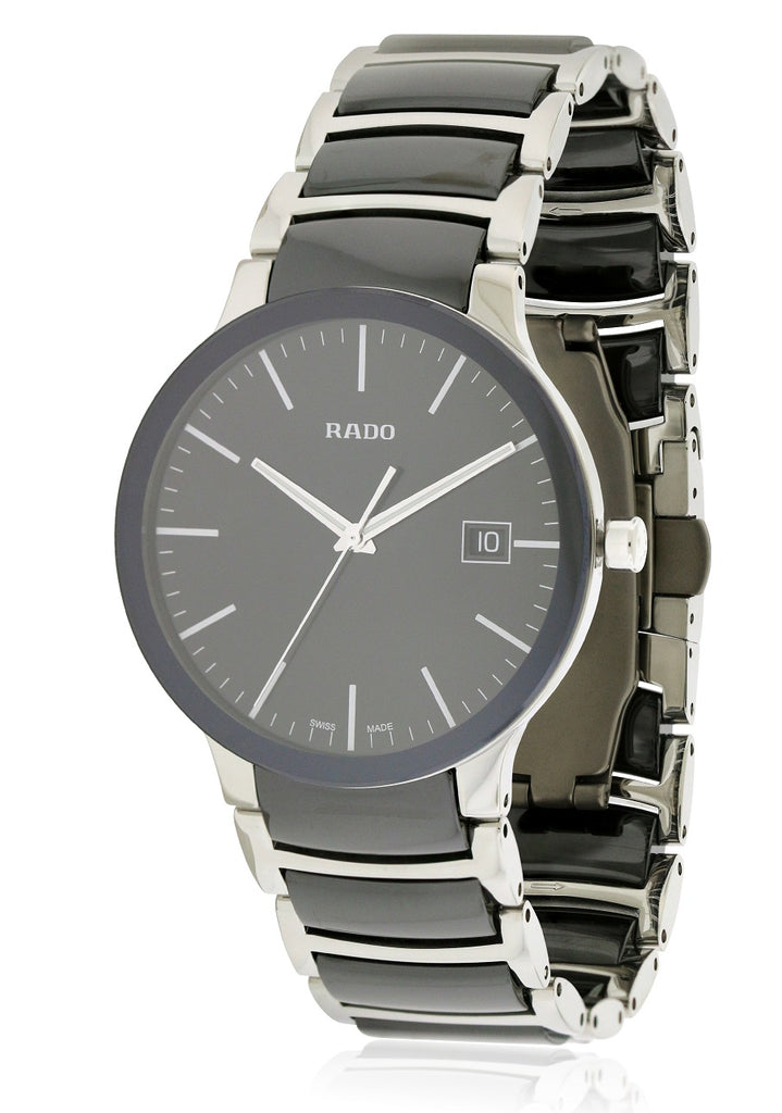 Rado Centrix Ceramic Mens Watch